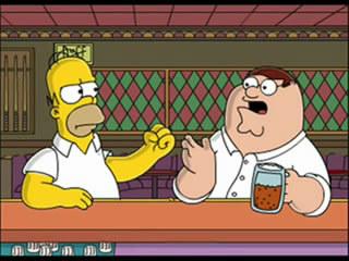 Симпсоны vs Гриффины