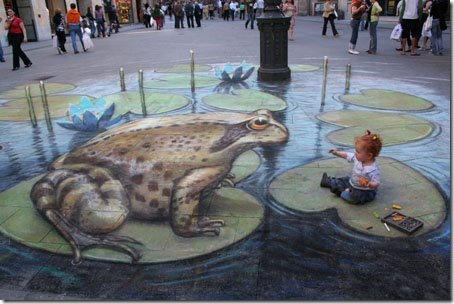 3d-frog-painting