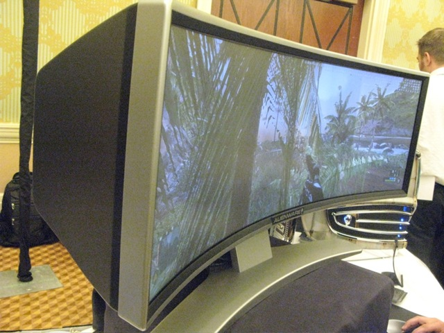 Dell S First 34 Quot 21 9 Curve Monitor The U3415w Will Be