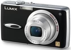 Panasonic Lumix DMC-FX07 czarny
