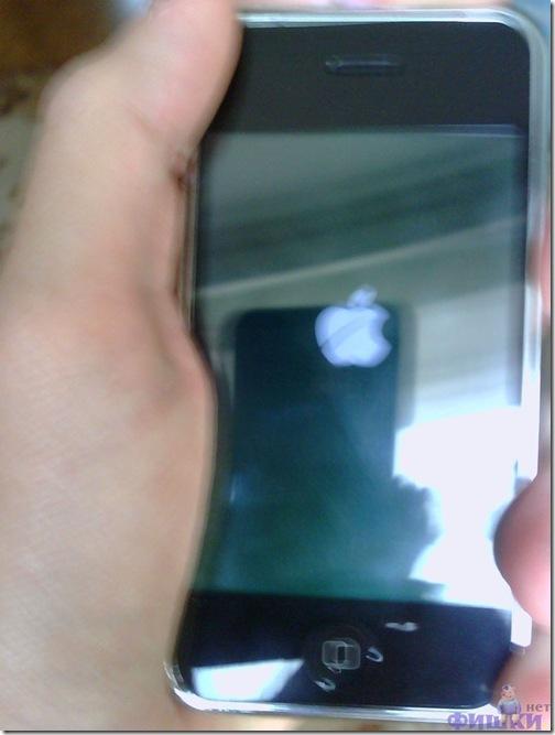 netikras iPhone