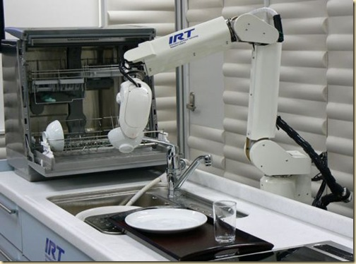 dishwashing-robot