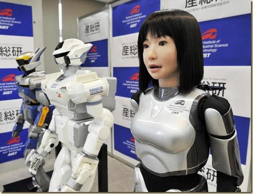 modelrobot
