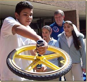 176756main_Student_Spinning_Wheel