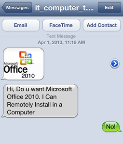 ms-office-scam