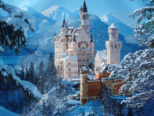 neuschwanstein castle germany 5