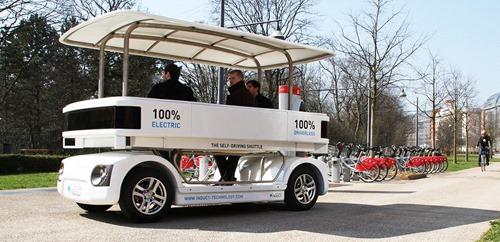Induct-unveils-the-Navia-autonomous-electric-shuttle-as-scaled-down-public-transportation