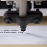 Robotas klastojantis žmogaus rašyseną