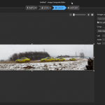 Nauja Microsoft Image Composite Editor versija