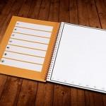 Rocketbook – užrašinė su greitu skaitmenizavimu ir ištrynimu mikrobanginėje
