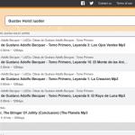 Grooveshark nutraukus veiklą bandoma pasinaudoti jo žinomumu