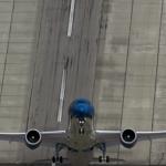 Parodomasis Boeing 787-9 Dreamliner skrydis