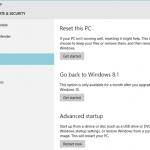 Iš Windows 10  lengvai grįžti į senesnę versiją galite per mėnesį