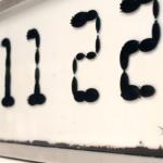 Ferrolic: kai feromagnetinis skystis rodo laiką