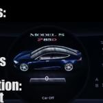 Su Tesla Model S vienu įkrovimu nuvažiuoti 728.7 km