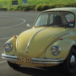 Įspūdinga 1974 VW Beetle modifikacija: nuo 24 kW iki 267 kW