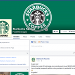 Nesąžiningi Facebook like medžiotojai skelbia, jog į Lietuvą ateina Starbucks