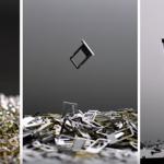 Liam — Apple robotas išrenkantis iPhone detales perdirbimui