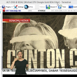 Per skaitmeninę antžeminę televiziją (DVB-T) jau prasidėjo bandomosios LRT HD transliacijos
