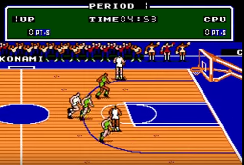 2016-05-23 09_20_16-Double Dribble - NES - Automatic Shot - YouTube