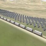 ARES – perteklinės elektros energijos saugojimas vagonuose