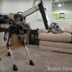 SpotMini – naujas Boston Dynamics robotas