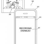 Apple patente aprašomas IR šviesos panaudojimas vaizdo kameros blokavimui koncerte
