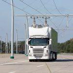 Siemens pristatė elektrinio greitkelio (eHighway) projektą