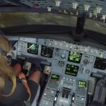 Kaip nepatyręs žmogus gali nutupdyti Airbus A320 gaudamas komandas iš žemės